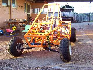 SIDEWINDER OFFROAD BUGGY, BUGGY